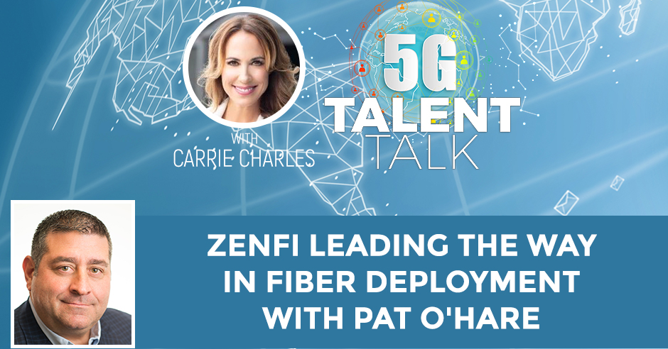 Zenfi Leading the Way in Fiber Deployment with Pat O'Hare