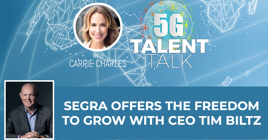 Segra Offers The Freedom To Grow With CEO Tim Biltz